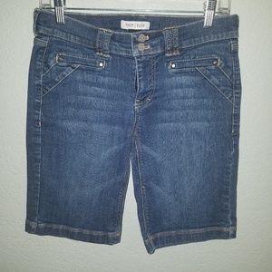 WHBM jean shorts